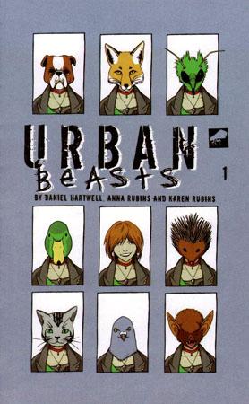 UrbanBeastsCover
